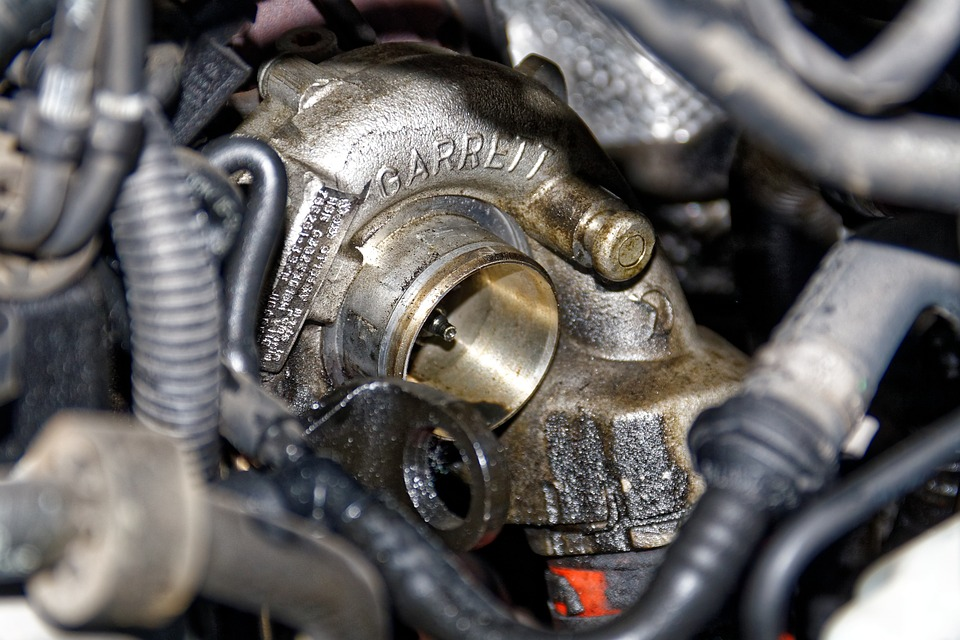 TDi turbodmychadlo