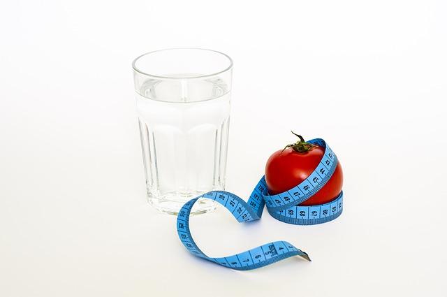 voda a rajče
