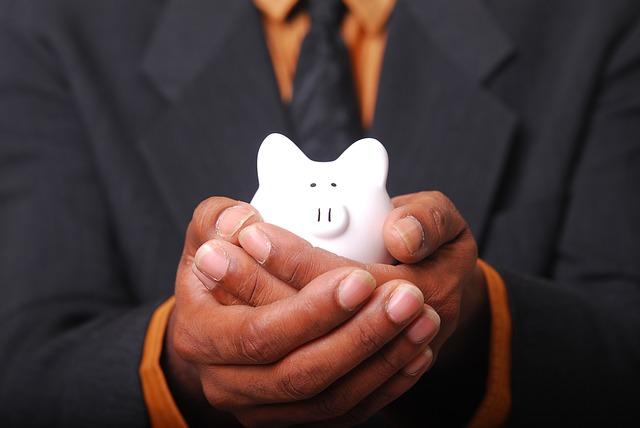 úspory černocha
