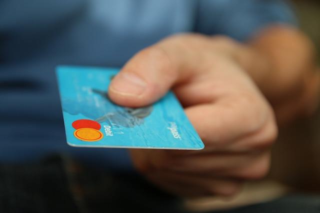 podávaná kreditka