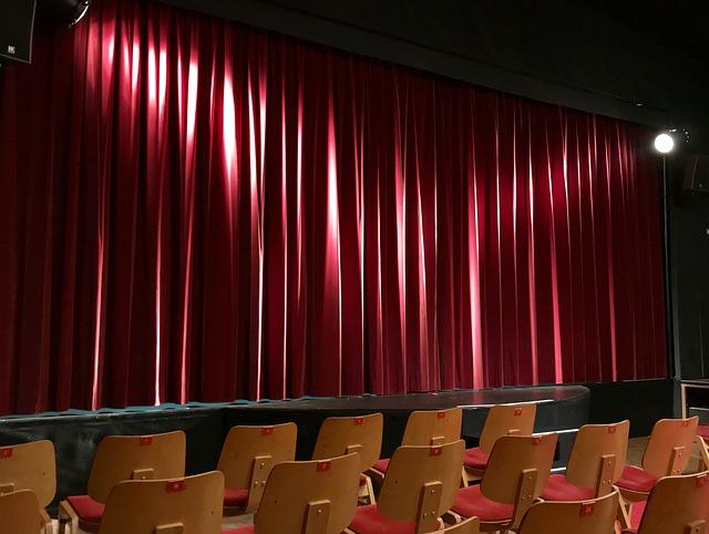 divadelní jeviště