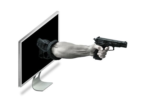 Útok z počítače
