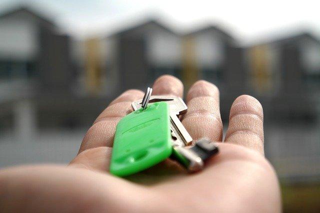 klíč k vlastnímu bydlení